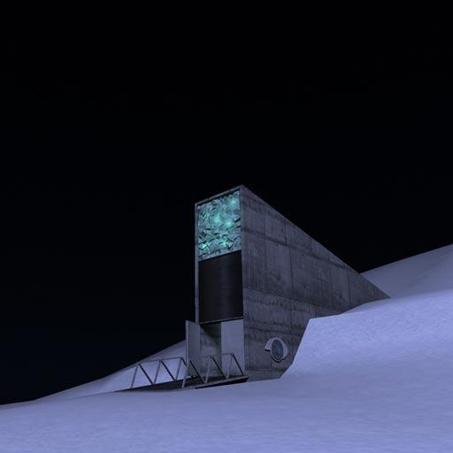 Svalbard Global<br /> Seed Vault